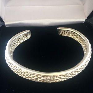 Jewelry - Sterling silver plated bracelet